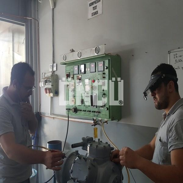 Soğutma Kompresörleri Revizyon,Tamir ve Overhoul